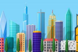 A indústria de fundos imobiliários