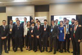 Conquista histórica do Clube de Finanças: terceiro lugar do 10th CFA Research Challenge